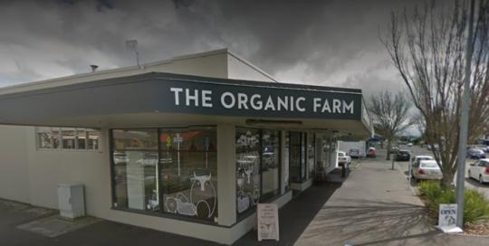 The Organic Farm Butchery, Livingston Properties,Hastings