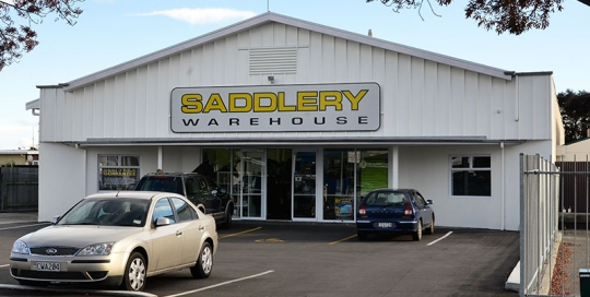 Livingston Properties - Saddlery Warehouse